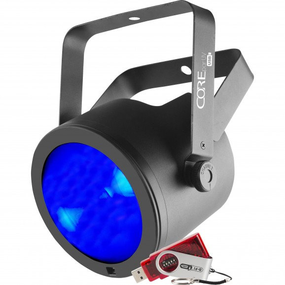 Chauvet Core PAR UV USB Light