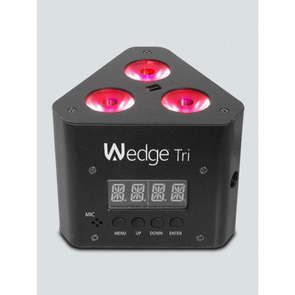 Chauvet DJ Wedge Tri LED Par Can