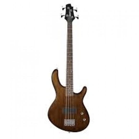 Cort Action Junior 3/4 Size Bass Instrument in Walnut