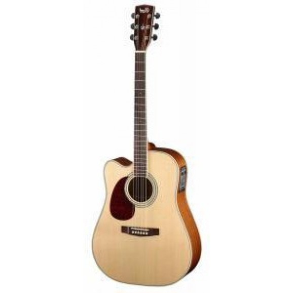 Cort MR730FX Left Handed Acoustic Electric Guitar