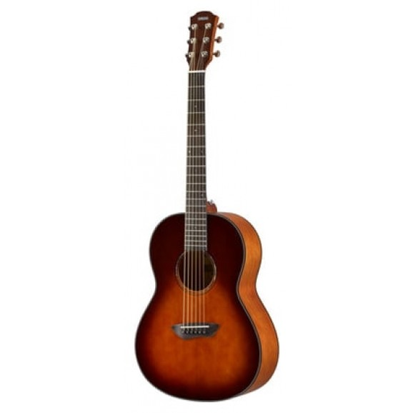 Yamaha CSF1M Travel Acoustic Guitar - Tobacco Brown Sunburst