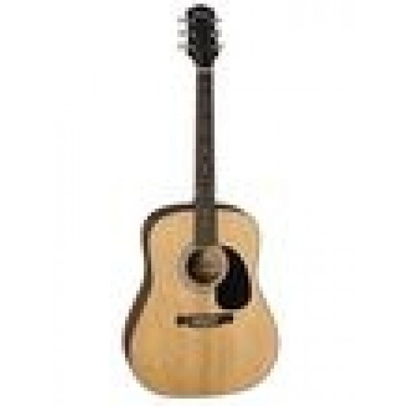 Shadow JMS51NS Dreadnought Acoustic Guitar with All Solid Timbers