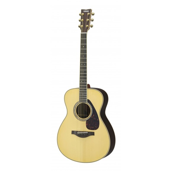 LS16 ARE Small Body Acoustic Electric Guitar - Natural