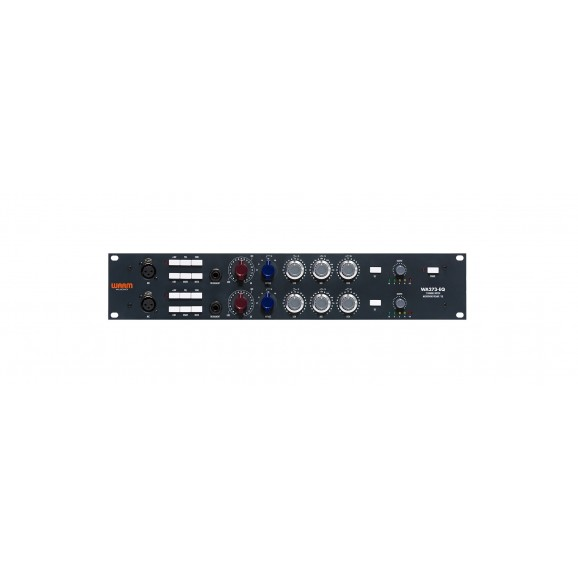 Warm Audio WA273-EQ 2 Channel British Mic Pre and EQ