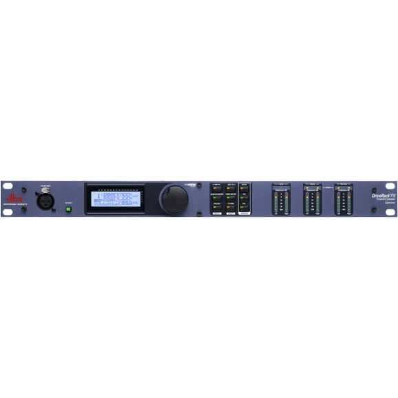 DBX Drive Rack PX for Powered Speakers