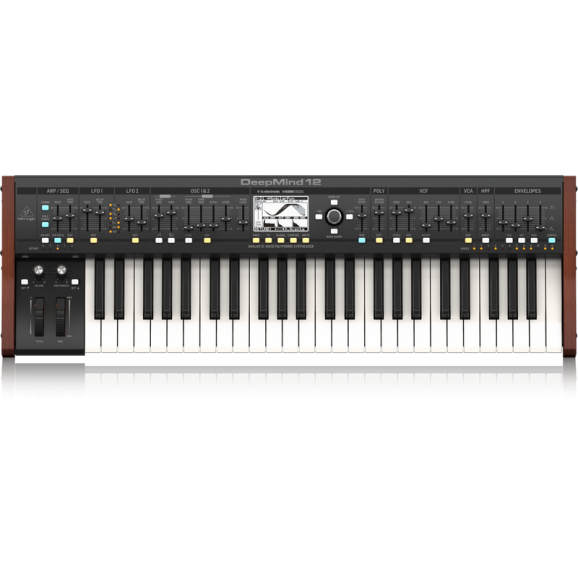 Deepmind 12 Analog Synthesizer