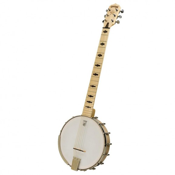 Deering Goodtime Six String Openback Banjo