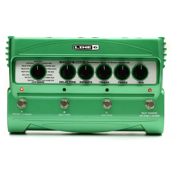 Line 6 DL4 Delay Stompbox Modelling Pedal