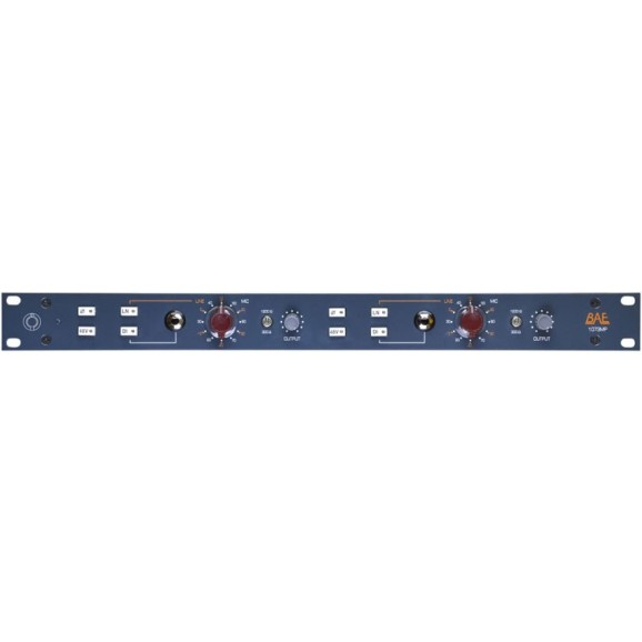 1073MP Dual Rackmount Mic Preamp - No Power Supply