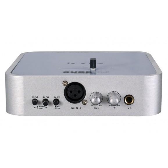 Icon Cube DJ Recording USB Interface