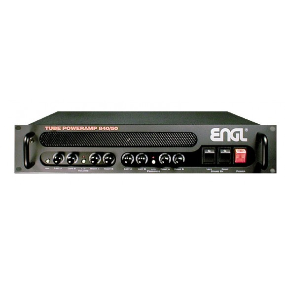 Tube Poweramp E840/50