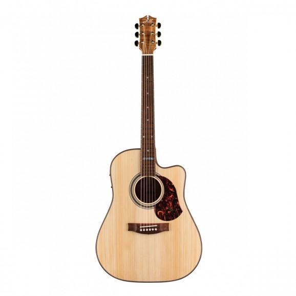 Maton  EA80C Australian Acoustic Guitar with Maton Flight Case