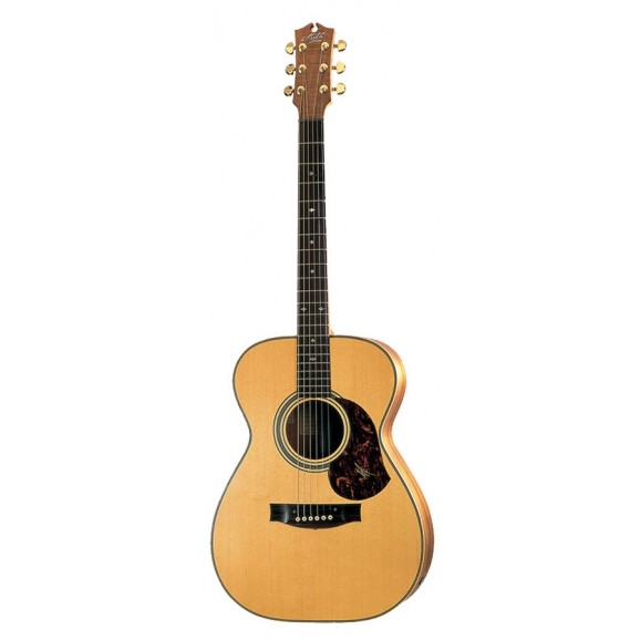 Maton EBG808 Artist Acoustic Electric Guitar with Maton Hard Case