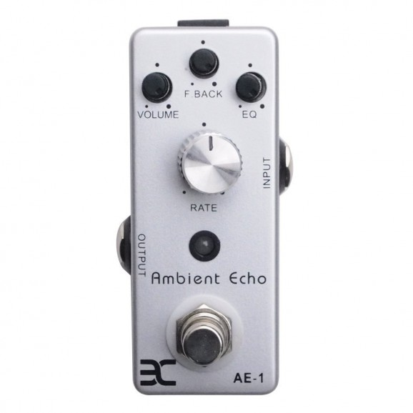 X - Ambience Echo Pedal