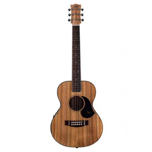 Maton EMBW-6 Blackwood Mini Maton Acoustic Electric Guitar