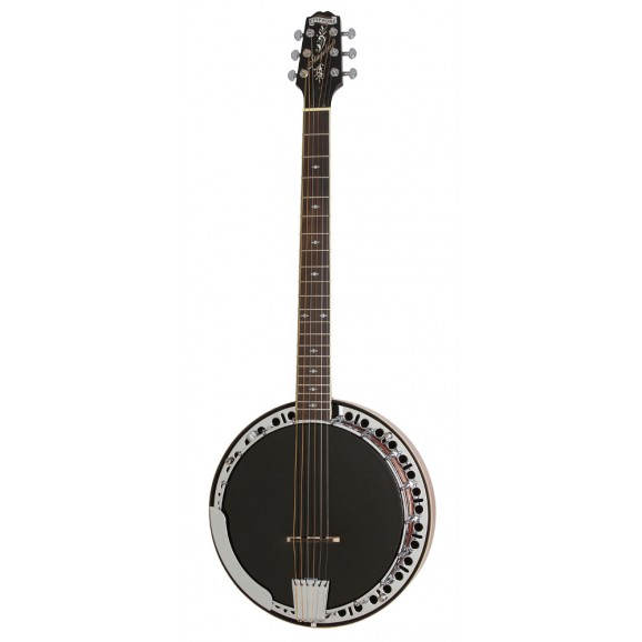 Epiphone Stagebird 6-String Electric Banjo