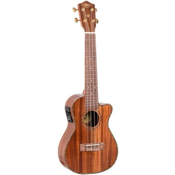 1880 300 Series Acoustic / Electric Concert Ukuleke