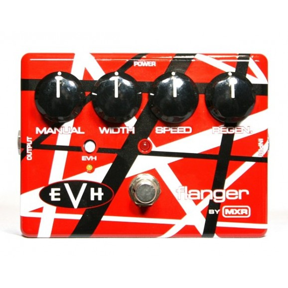EVH 35th Anniversary Flanger Effects Pedal