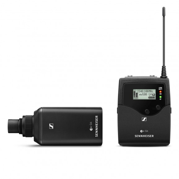 Sennheiser EW 500 G4 BOOM-AS Portable Wireless System (520 - 558 MHz)
