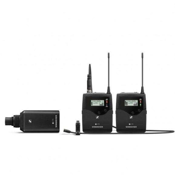 Sennheiser EW 500 G4 Film-GBW Portable Wireless System (606 - 678 MHz)