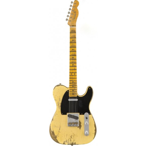 Fender 1951 Nocaster®Heavy Relic® in Faded Nocaster Blonde