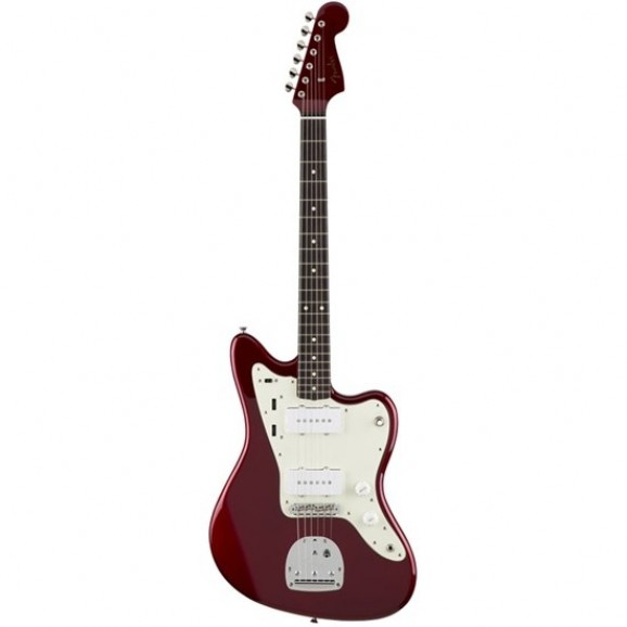 Fender Classic 60's Jazzmaster RW in Old Candy Apple Red (Japan)