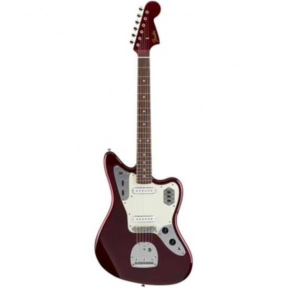 Fender Classic 60's Jaguar RW in Old Candy Apple Red in Bag (Japan)