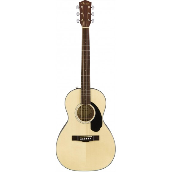Fender CP-60S Classic Design Parlor Acoustic Guitar - Natural