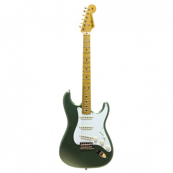 Fender CS Master Design 1950's Strat Moss Green