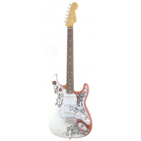 Fender Jimi Hendrix Monterey Stratocaster - Limited Edition