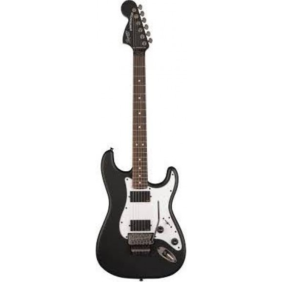 Contemporary Active Stratocaster HH in Flat Black