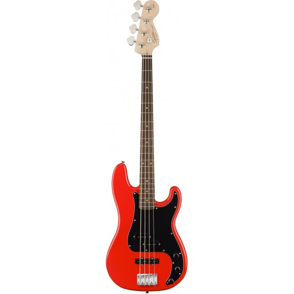 Squier Affinity Series™ Precision Bass® PJ, Rosewood Fingerboard, Race Red - Discontinued