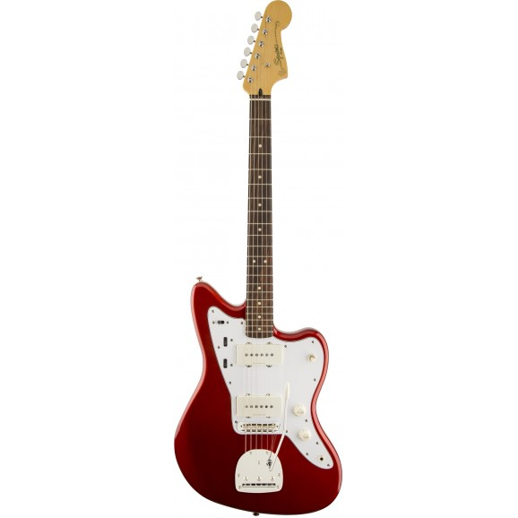 Squier Vintage Modified Jazzmaster in Candy Apple Red