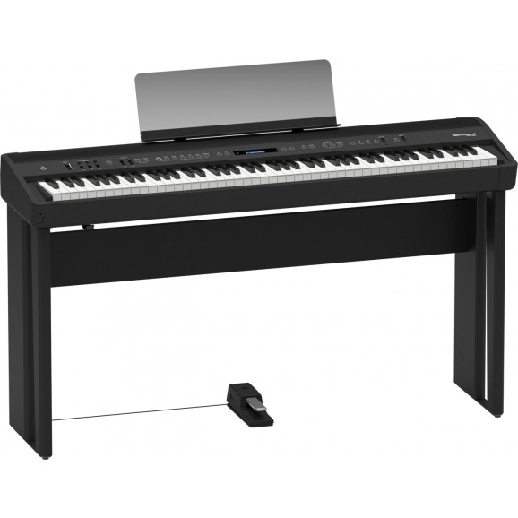 FP-90 Digital Piano Bundle- Includes Stand,Pedal Board And Bench