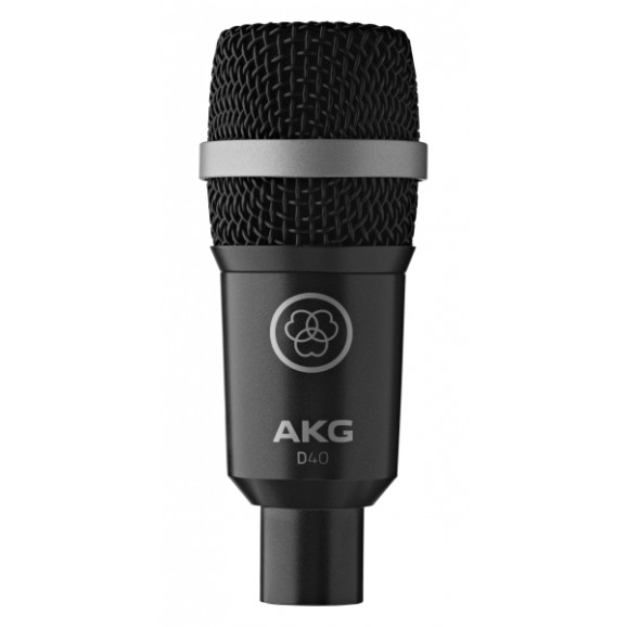 AKG D40 Dynamic Instrument Mic
