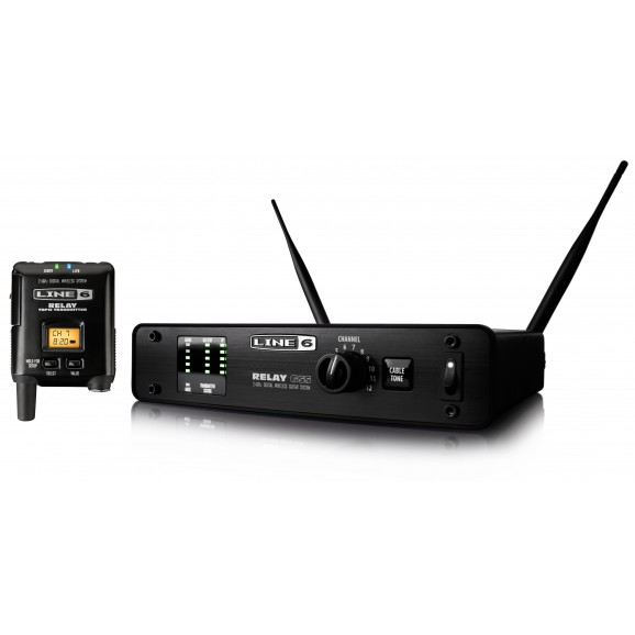 Relay G55 Digital Guitar Wireless System