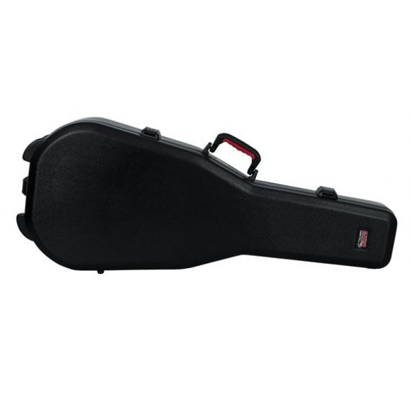 Gator GTSA Dreadnought Moulded Guitar Case