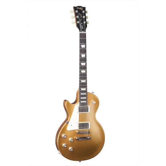 Gibson Les Paul Tribute T 2017 - Left Handed Satin Gold Top