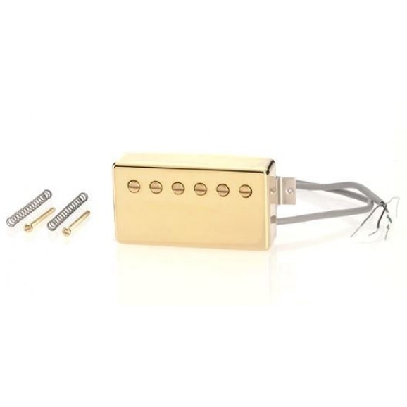 Gibson 490R Modern Classic Neck Pickup with Gold Cover