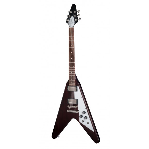 Gibson Flying V 2018 in Aged Cherry