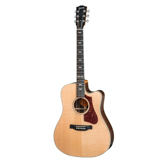 Gibson Hummingbird RW Acoustic Guitar in Antique Natural