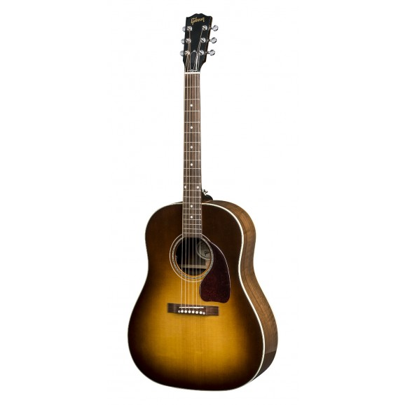 Gibson J15 Acoustic Guitar in Walnut Burst