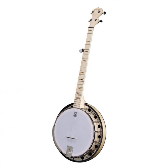 Deering Goodtime Two 5-String Banjo with Resonator Back