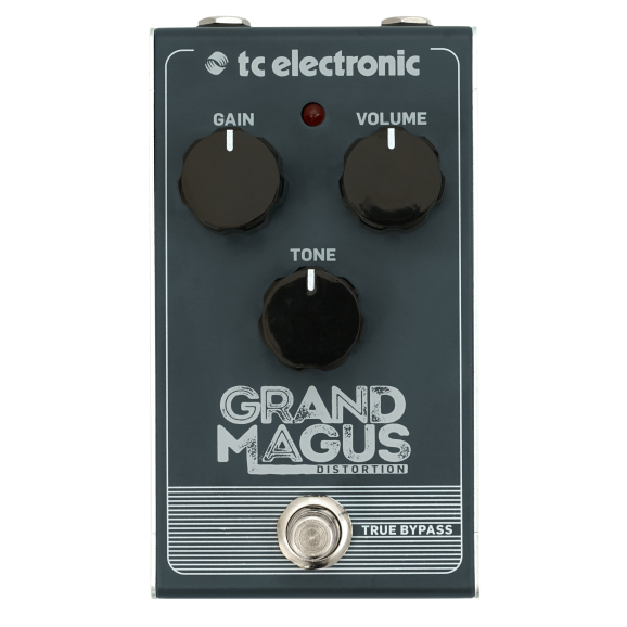 Grand Magus Distortion Pedals