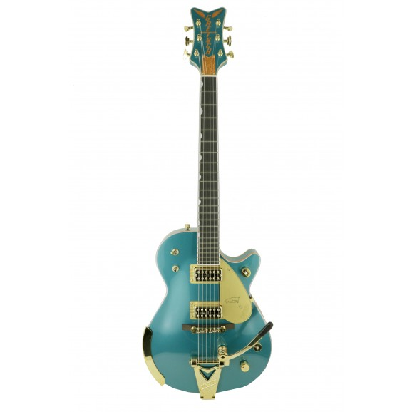 G6134T-59OT Penguin Ocean Turquoise with Gold Hardware