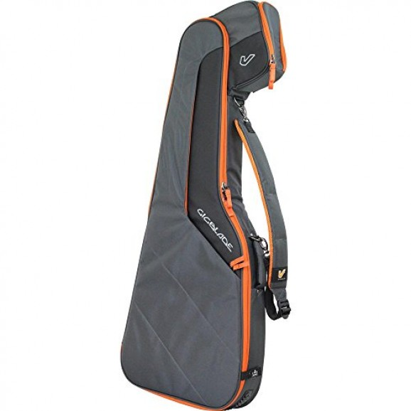 Gig Blade Electric Guitar Bag - Charcoal- super heavy duty protection