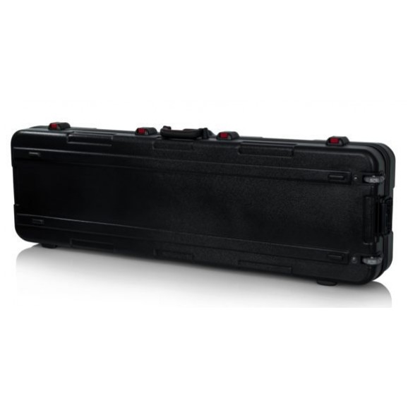 Gator Cases GTSA-KEY88SL Slim 88 Note Keyboard Case with Wheels
