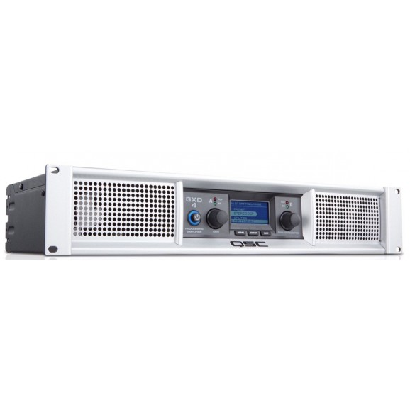 GXD4 Professional Power Amplifiers