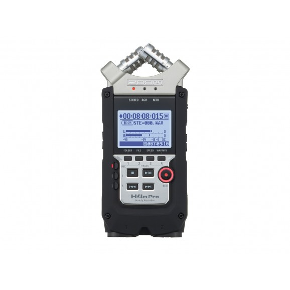 H4n Pro Handy Recorder with Accessory Pack