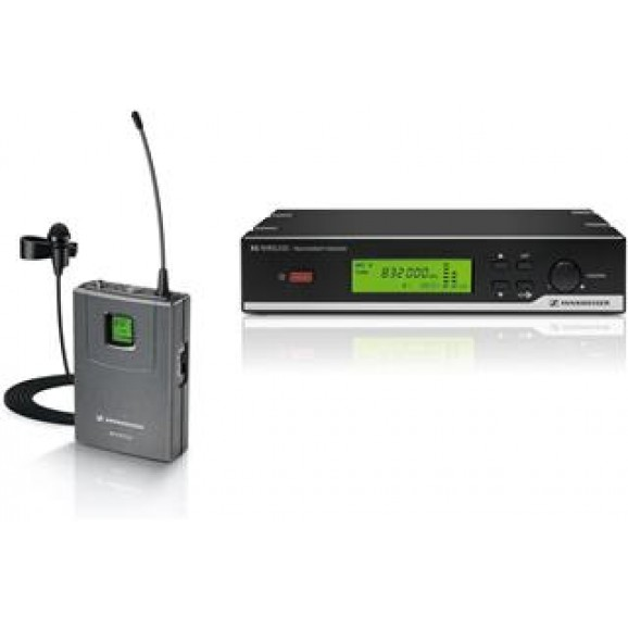XSW12 Wireless Lapel Mic Presentation System